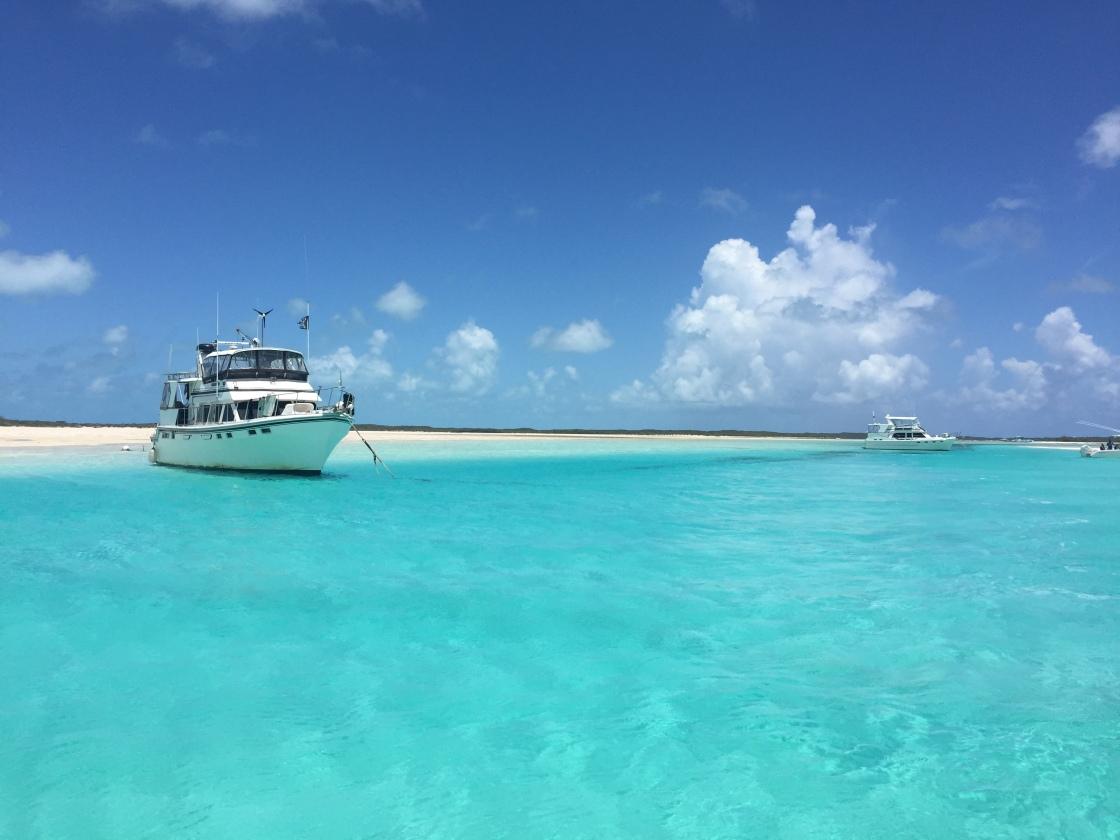 Travel: Staniel Cay, Bahamas