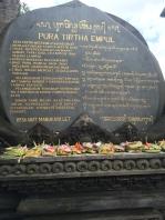 Pura Tirtha Empul- Holy Water Temple