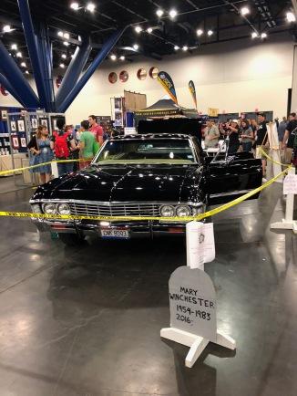 Supernatural's Impala